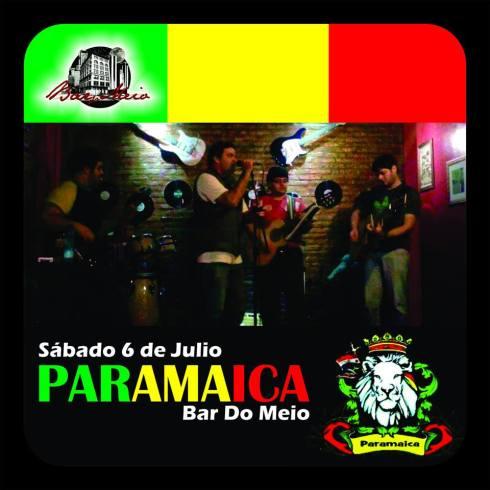 Reggae en Bar do Meio