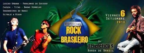 En EPOCA está noche sonará lo mejor del Rock brasilero