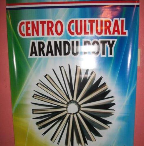 Seguí las actividades del Centro cultural comunitario Arandu Poty en Facebook https://www.facebook.com/Arandupoty