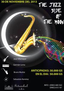 The Jazz side of the Moon, un lujo tenerlos en CDE.