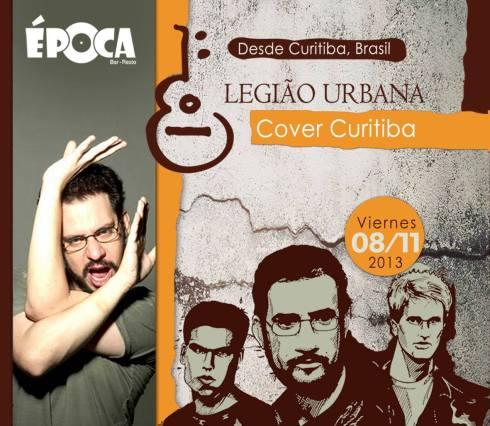 Legiao Urbana Cover en Época