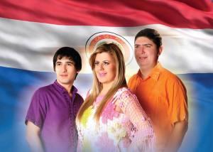 """""""Paraguay Eterno"""", un lanzamiento que unió música, gastronomía y solidaridad."""