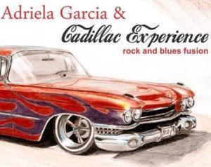 Adriela García & The Cadillacs Experience en el Club Área 1 este jueves 13