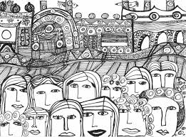 Página de Isabel Isla Blum - LAS REUNIÓN DE MUJERES EN LA ANTIGUA CIUDAD.