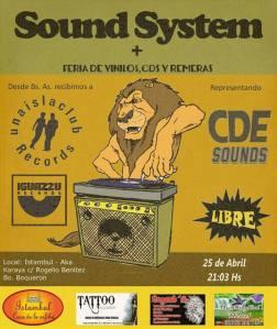 Reggae, ska, funk, buena onda está noche en Istambul