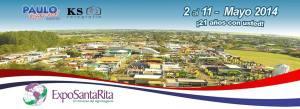 Es la 21º Edición de la Expo Santa Rita, que cada año, siempre en los primeros días de mayo, presenta atractivos de este estilo