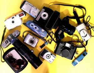 Qué cámara uso?