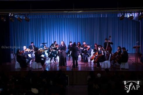 Dirigida por el maestro Juan Ramón Vera, se unirán a las prestigiosas voces de invitados especiales, como Marlene Chávez, Faviana Piñánez y los integrantes del grupo  Perfil.
